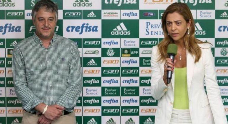 Troca de bilionários. Nobre perdeu a voz de comando no Palmeiras. Chegou a vez de Leila