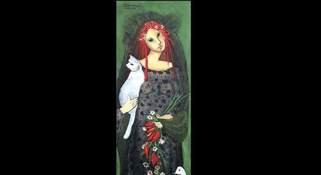 'Noiva', de Tereza Costa Rêgo