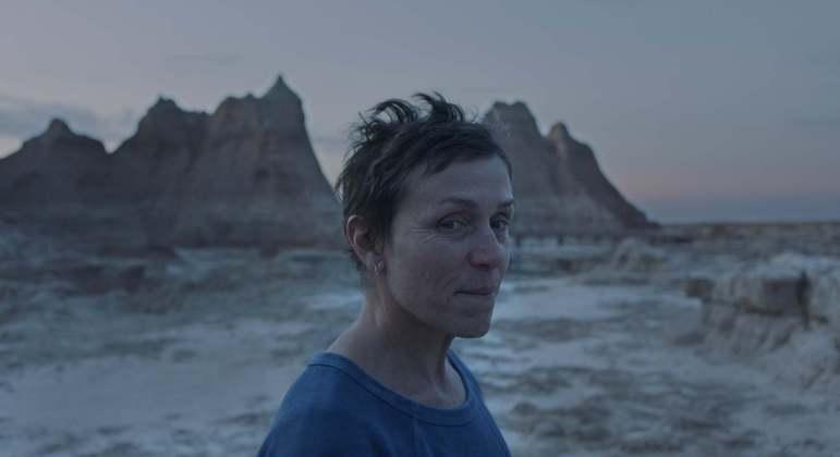 Frances McDormand ganhou o Oscar de melhor atriz