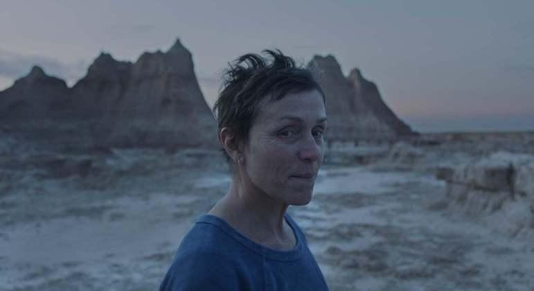 Nomadland é estrelado por Frances McDormand