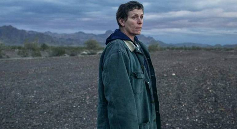 Frances McDormand também venceu Oscar de Melhor Atriz do ano