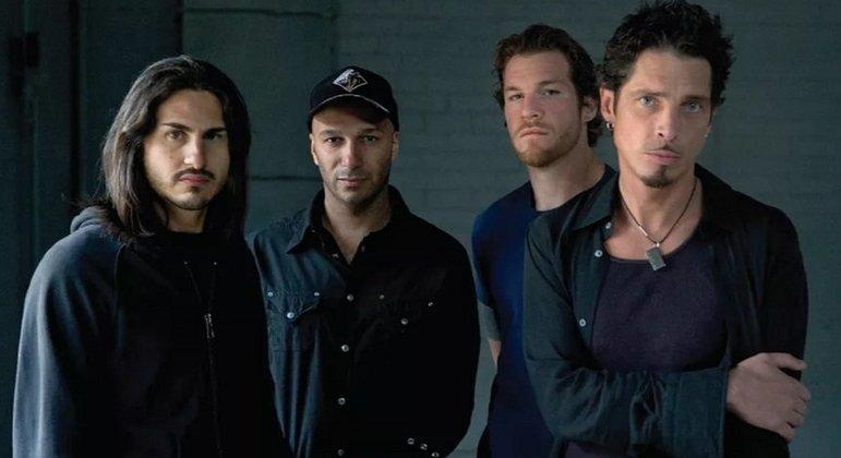 Nome da banda: Audioslave