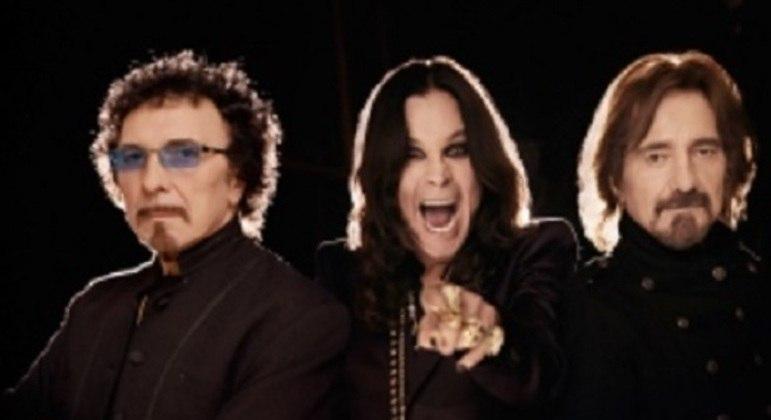 Nome da banda: Black Sabbath