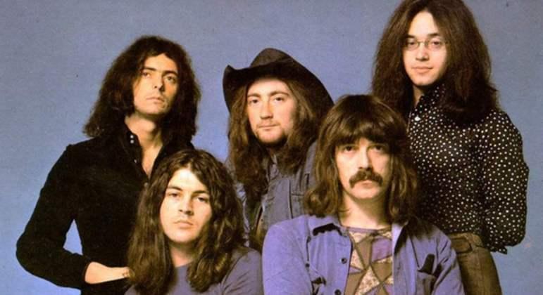 Nome da banda: Deep Purple