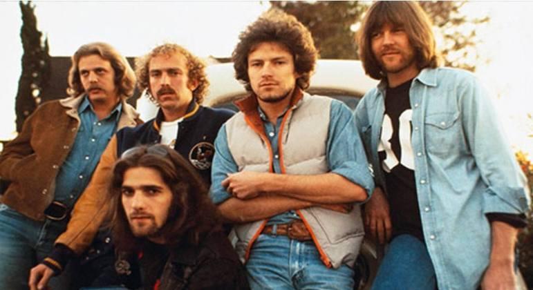 Nome da banda: Eagles