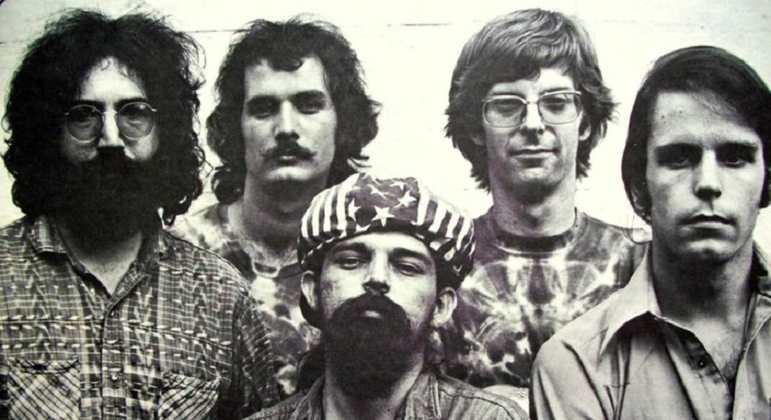 Nome da banda: Greatful Dead