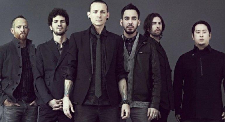Nome da banda: Linkin Park