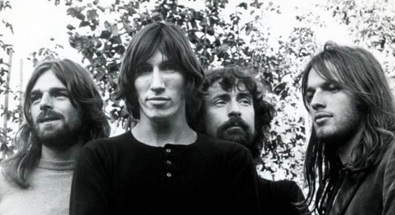 Nome da banda: Pink Floyd