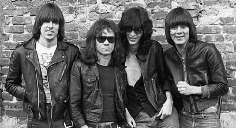 Nome da banda: Ramones