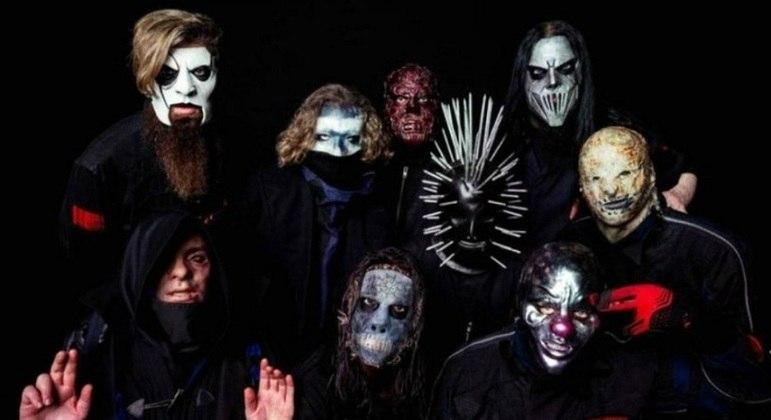 Nome da banda: Slipknot