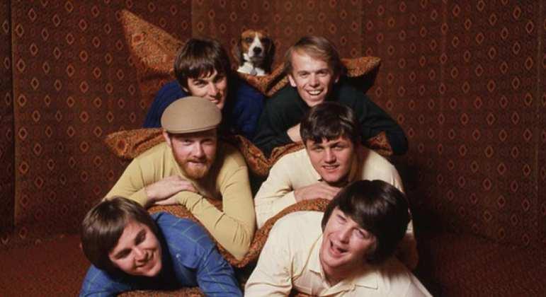 Nome da banda: The Beach Boys