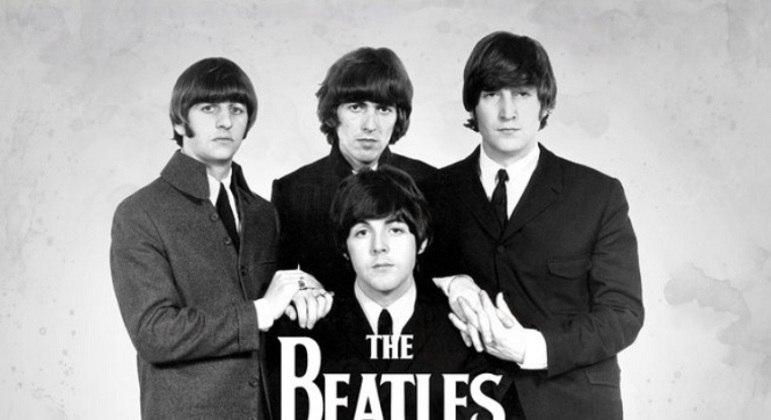 Nome da banda: The Beatles