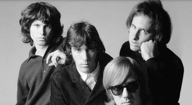 Nome da banda: The Doors