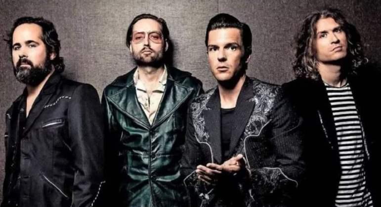 Nome da banda: The Killers