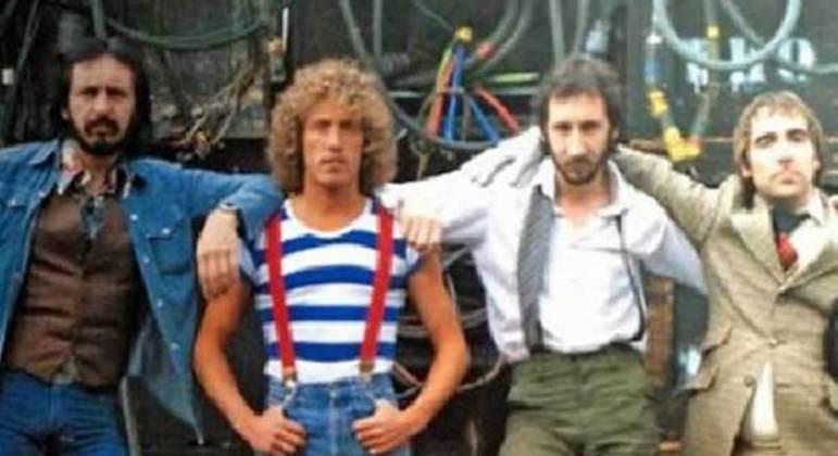 Nome da banda: The Who