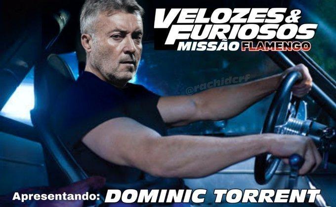 Nome de Domènec Torrent inspirou brincadeiras com Dominic Toretto (Velozes & Furiosos), com programa usado para links piratas e até já rendeu musiquinha que bombou nas redes sociais.