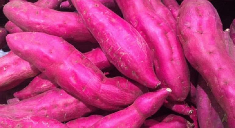 Nome do alimento: Batata-doce