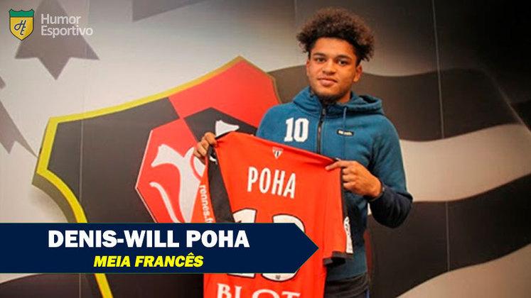 Nomes curiosos do mundo esportivo: Denis-Will Poha