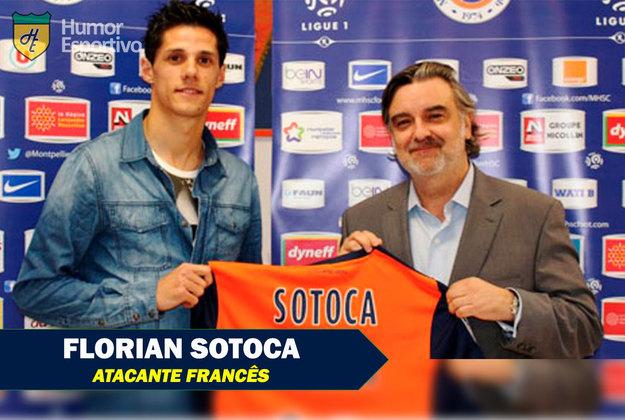 Nomes curiosos do mundo esportivo: Florian Sotoca