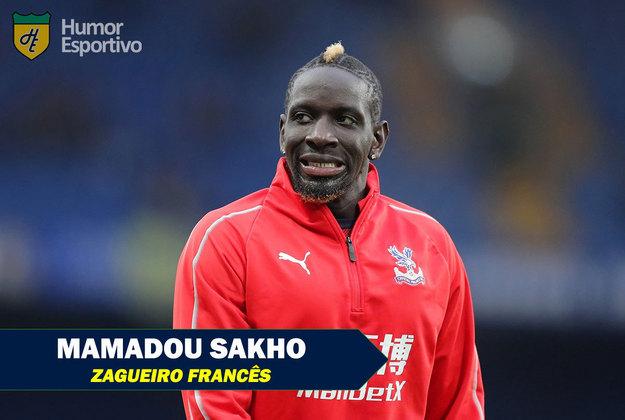 Nomes curiosos do mundo esportivo: Mamadou Sakho