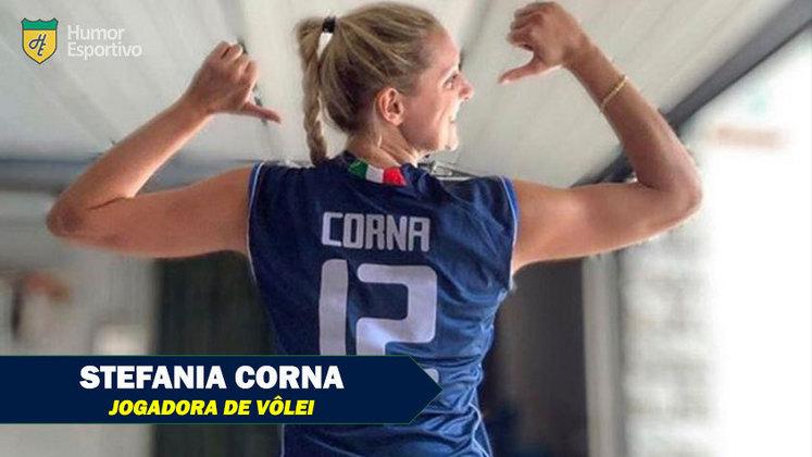 Nomes curiosos do mundo esportivo: Stefania Corna