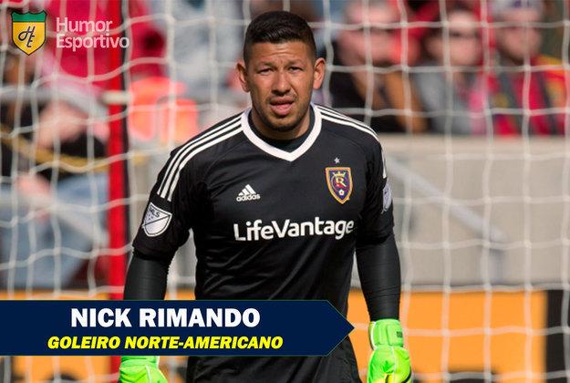 Nomes inusitados do futebol: Nick Rimando