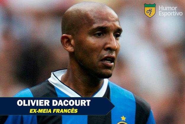 Nomes inusitados do esporte: Olivier Dacourt