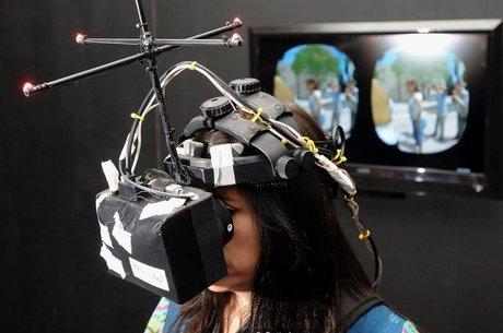 Nonny de la Peña, aqui fotografada no festival de Sundance em 2012, tem sido chamada de madrinha da realidade virtual