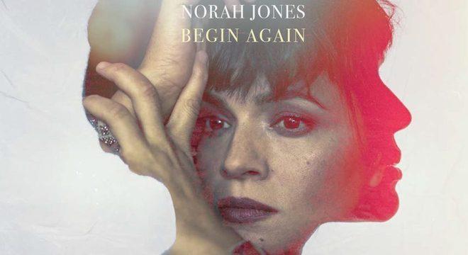 Cantora compôs sete novos singles, reunidos e lançados sob o nome Begin Again
