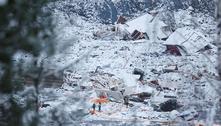 Sobe para 3 o total de mortos em deslizamento de terra na Noruega