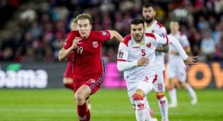 Noruega x Montenegro
