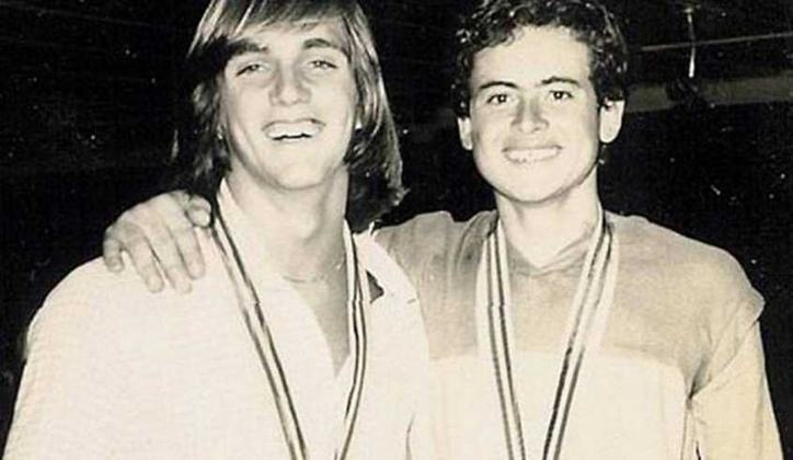Nos Jogos de 1980, o Brasil conquistou seus primeiros ouros na vela. Na Classe 470, Marcos Soares e Eduardo Penido (foto) foram ao topo. E na Classe Tornado, Lars Bjorkström e Alexandre Welter.
