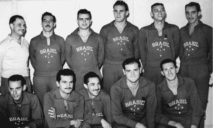 Nos Jogos Olímpicos de 1964, o Brasil foi representado por 69 atletas, 12 a menos que em Roma, quatro anos antes. A única medalha do país foi o bronze do basquete masculino.
