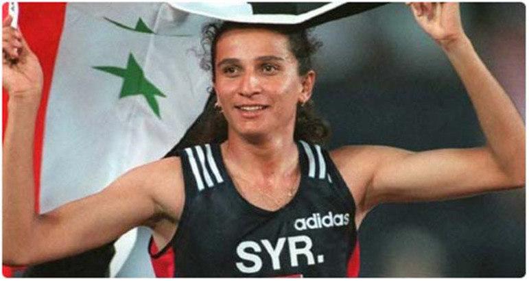 Nos Jogos Olímpicos de Atlanta, nos Estados Unidos, em 1996, a Síria festejou seu único ouro na história. A medalha foi conquistada por Ghada Shouaa na disputa do heptatlo.