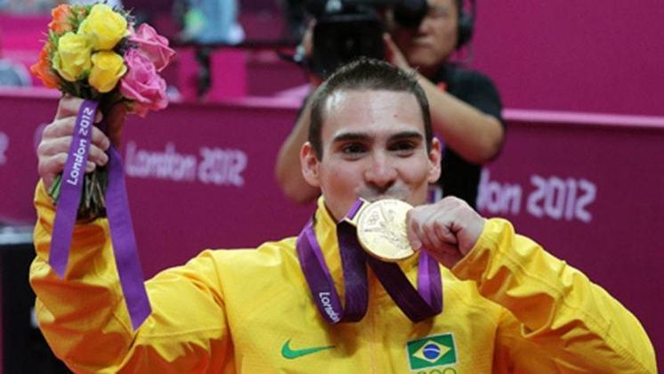 Nos Jogos Olímpicos de Londres, na Grã-Bretanha, em 2012, Arthur Zanetti tornou-se o primeiro e único ginasta brasileiro a conquistar a medalha de ouro. O feito aconteceu na prova das argolas.