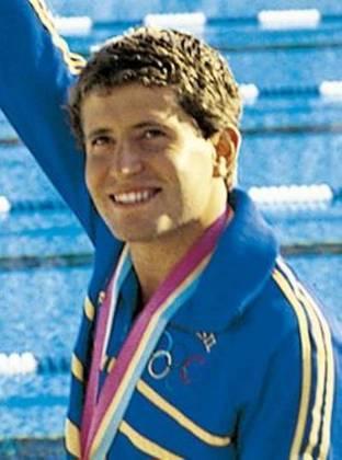 Nos Jogos Olímpicos de Los Angeles, em 1984, o nadador Ricardo Prado ficou com a medalha de prata na prova de 400 metros medley. Foi a melhor colocação da modalidade até ali.
