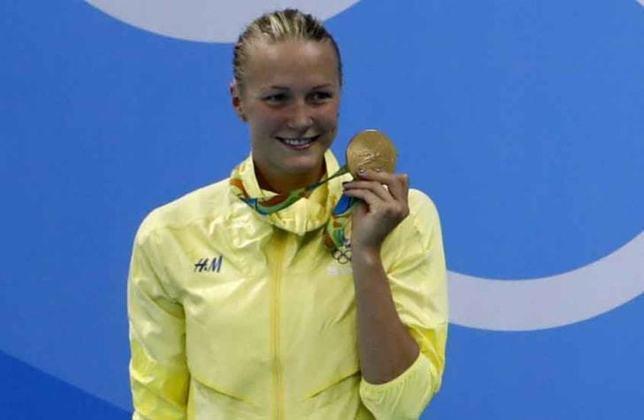 Nos Jogos Olímpicos do Rio de Janeiro, em 2016, a sueca Sarah Sjöström quebrou o recorde dos 100m borboleta. A nadadora europeia terminou a prova com o tempo de 55s48.
