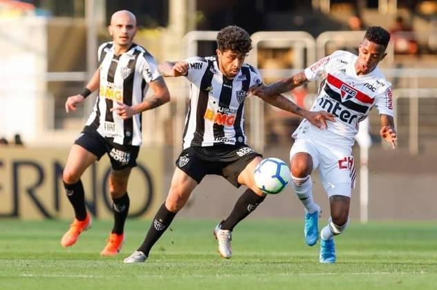 Nos últimos dez jogos entre as equipes, foram seis vitórias do Atlético-MG, duas do São Paulo e dois empates.