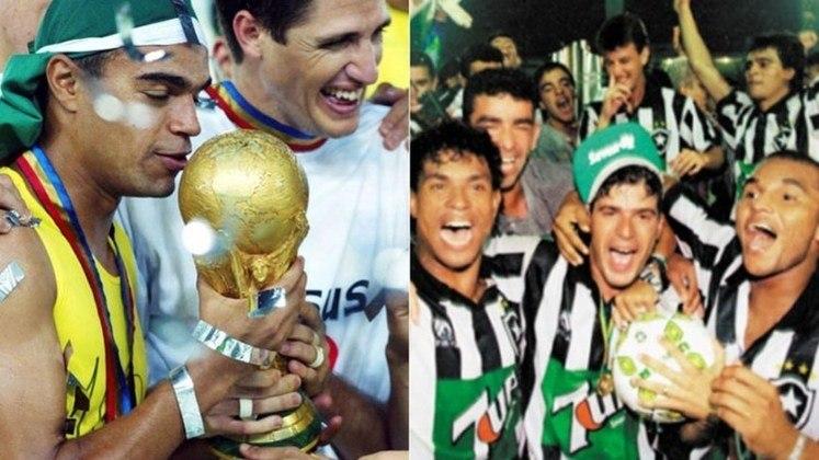 Nos últimos dias, uma polêmica rondou o mundo do futebol. O ex-jogador e hoje comentarista, Denílson, criticou o Botafogo por sondar o holandês Arjen Robben. A crítica não foi bem recebida pelo clube e em resposta, o dirigente Carlos Augusto Montenegro disse: