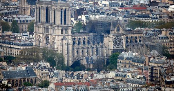 Notre-Dame: troca de materiais antigos é desafio para reconstrução