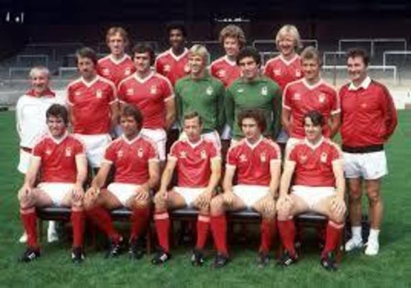 Nottingham Forest - Os ingleses venceram a Champions League em 1978/79. Em uma campanha sem derrotas, foram  6 vitórias e 3 empates