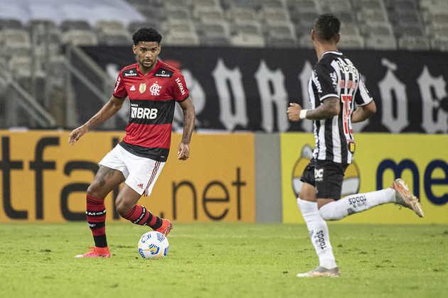 Nova atuação abaixo e nova derrota para o Flamengo no Brasileirão. Mesmo com reforços, o Rubro-Negro perdeu para o Atlético-MG por 2 a 1, no Mineirão, e estagnou com 12 pontos na tabela. Confira as notas. (Por Lucas Pessôa - lucaspessoa@lancenet.com.br)