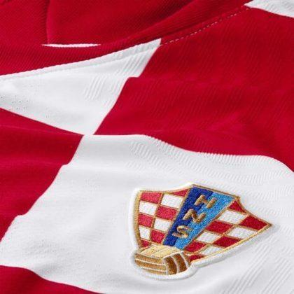Nova camisa 1 da Croácia