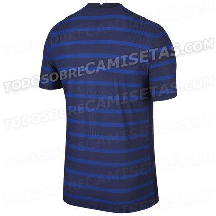 Nova camisa 1 da França