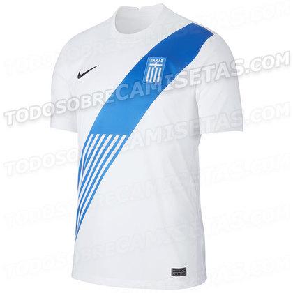 Nova camisa 1 da Grécia