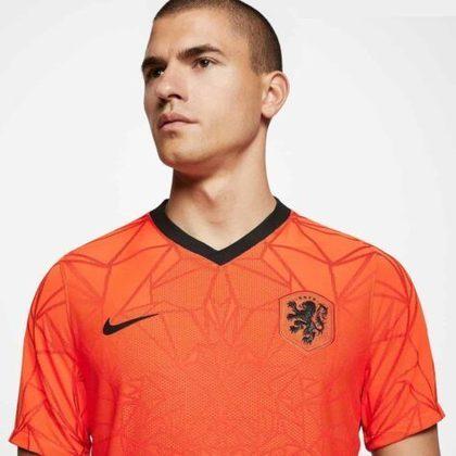 Nova camisa 1 da Holanda