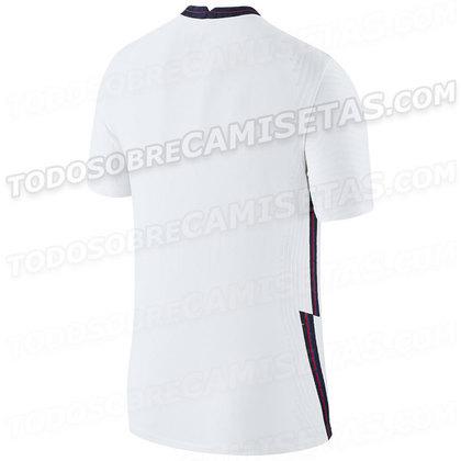 Nova camisa 1 da Inglaterra