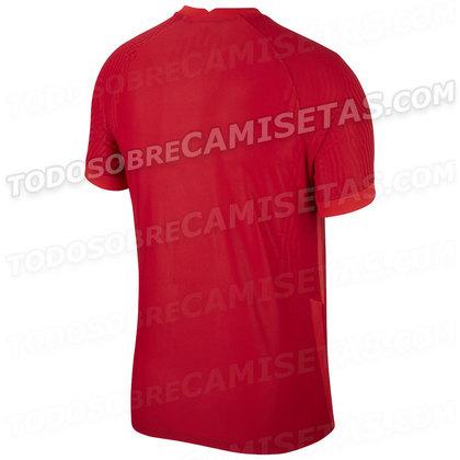 Nova camisa 1 da Turquia