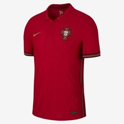 Nova camisa 1 de Portugal