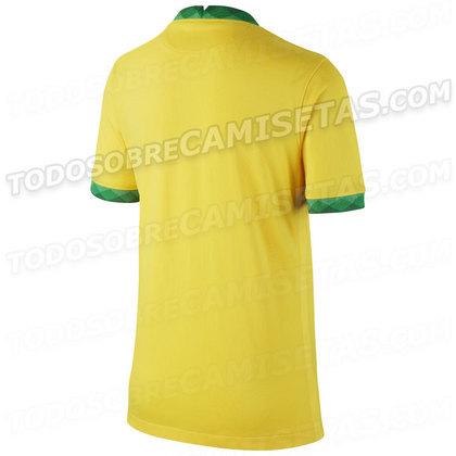 Nova camisa 1 do Brasil